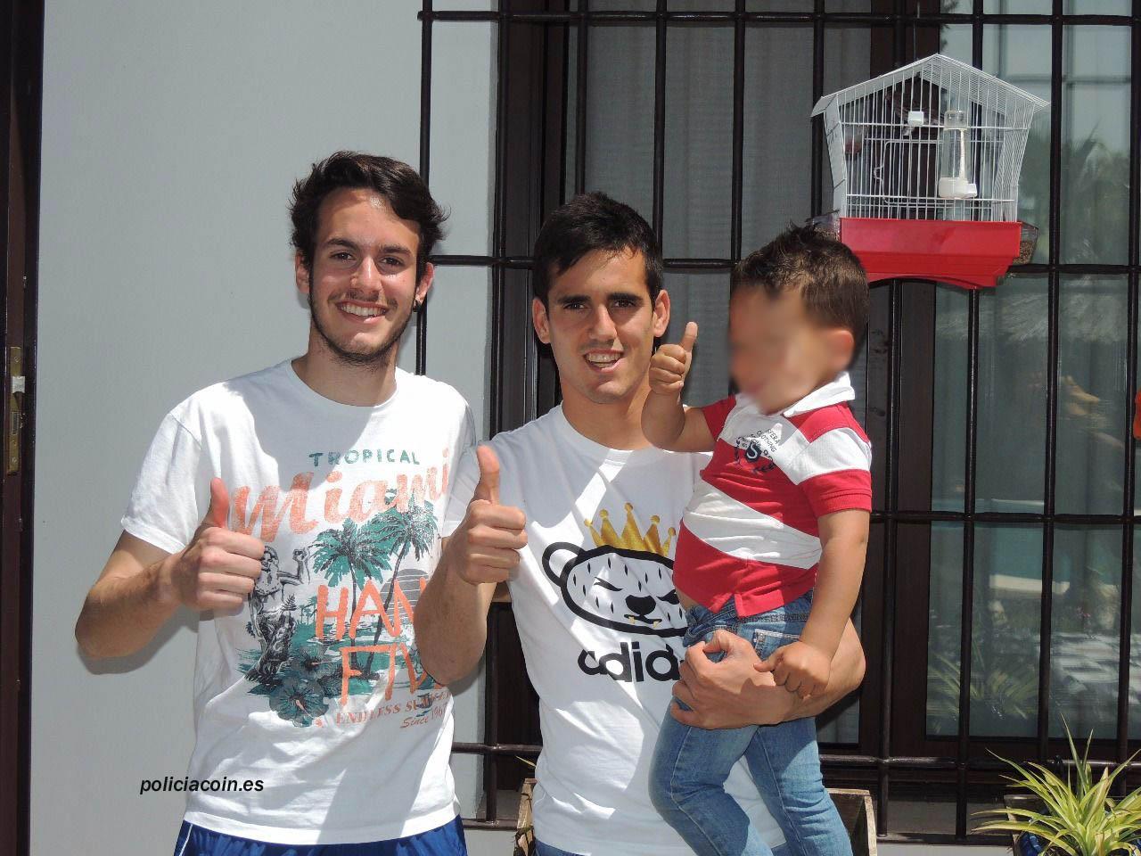 Juanmi y Miguel Web