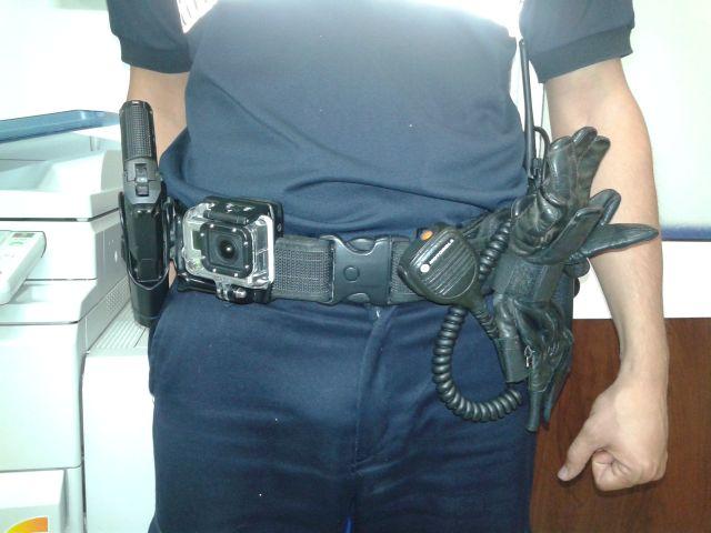 Camara Policia